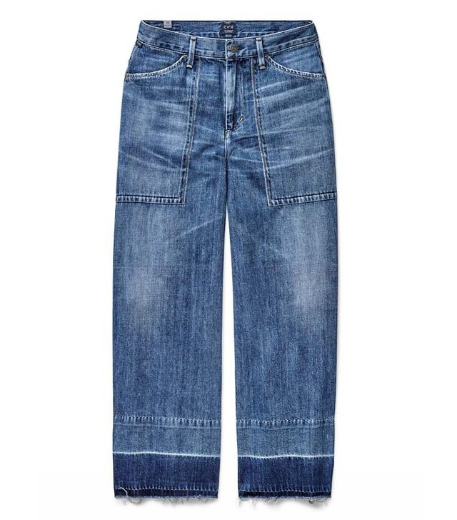 Citizens of Humanity Melanie Wide-Leg Jeans
