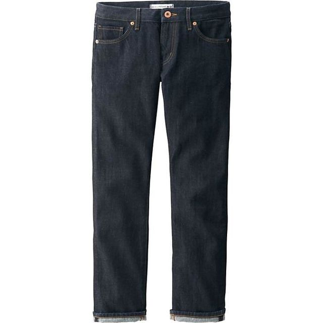 Uniqlo IDLF Selvedge Ankle Length Jeans