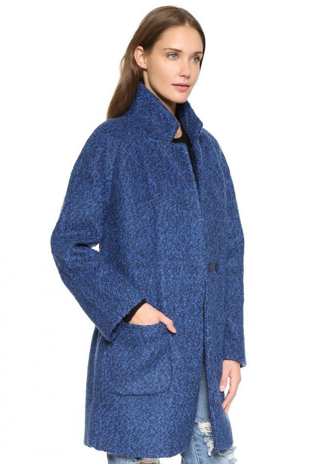 Ganni Washington Street Coat