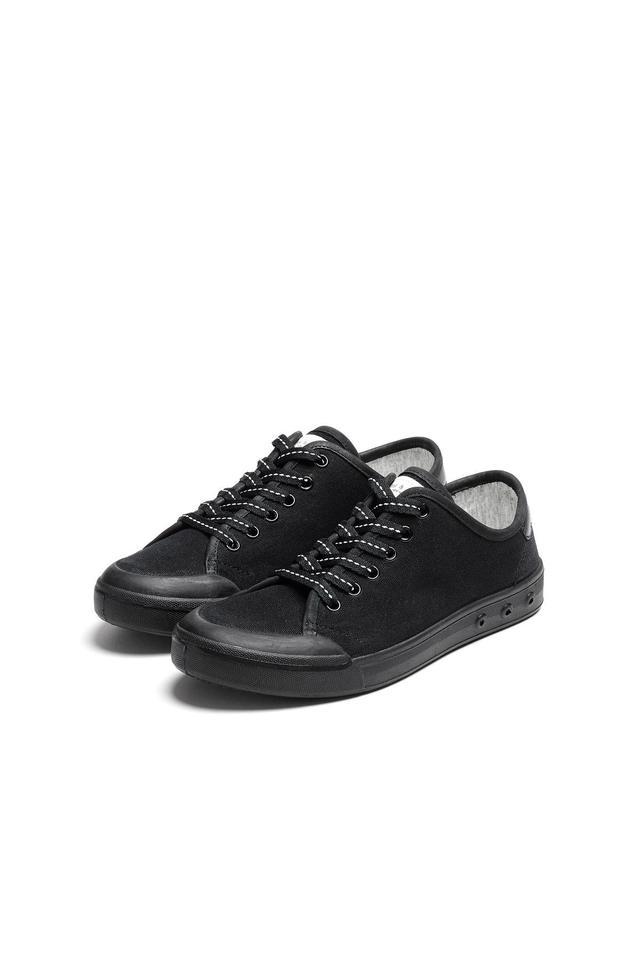 Rag & Bone Standard Issue Lace Up Sneakers in Black