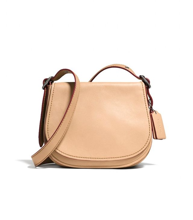 Coach Saddle Bag 23