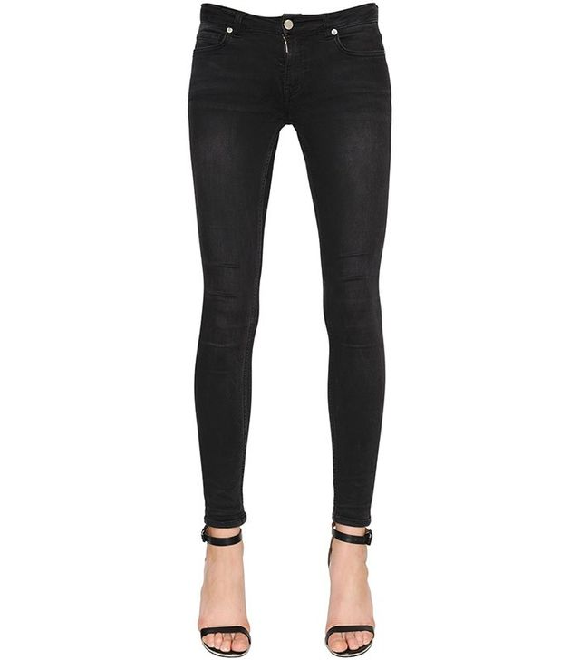 BLK Denim Jeans 26 Skinny Fit Cotton Denim