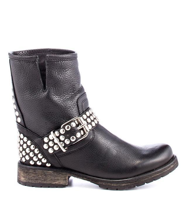 Steve Madden Studded Ankle Boots