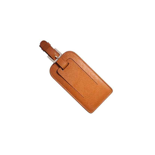 Papier D'Amour Leather Luggage Tag
