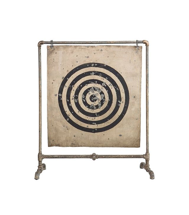 Milton Bradley Shooting Target and Book