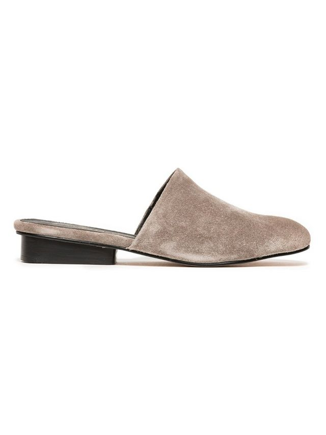 Intentionally Blank Touch Mules