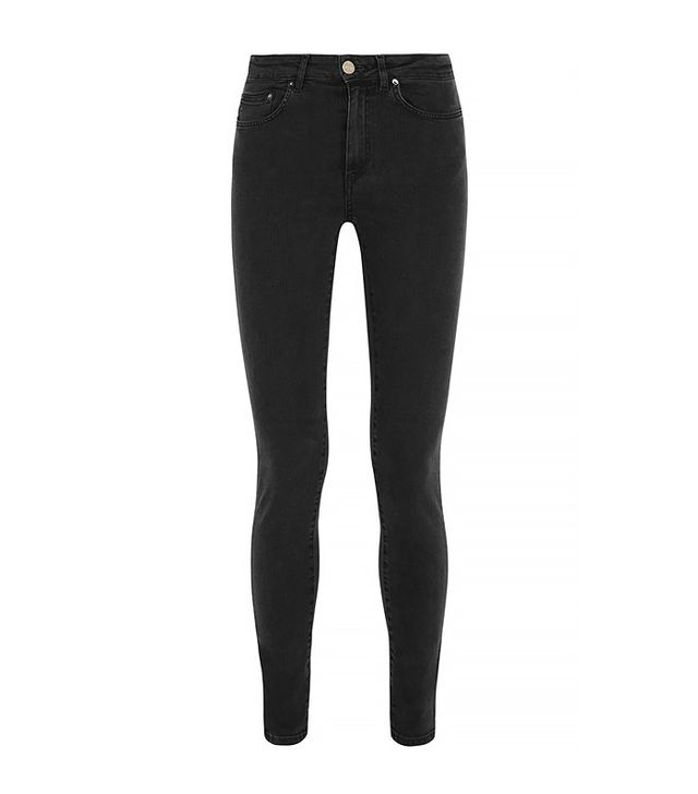 Acne Studios Pin High-Rise Skinny Jeans