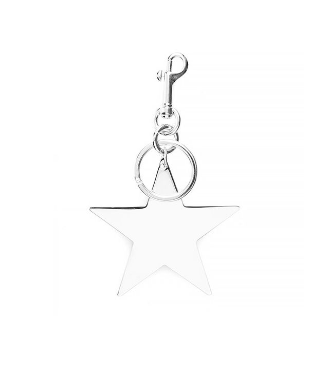 Stella McCartney Star Key Ring