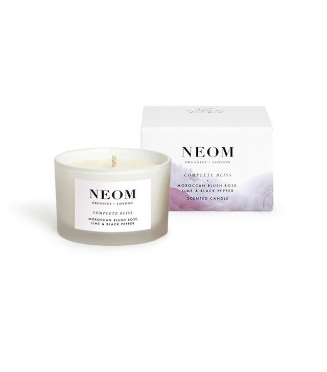 Neom Complete Bliss Scented Travel Candle