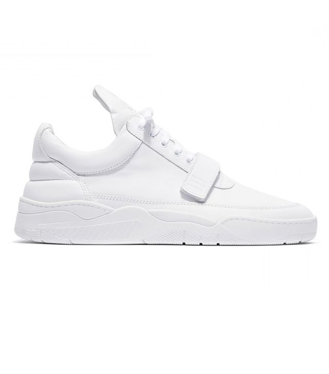 Filling Pieces Low Top Single Strap Sneakers