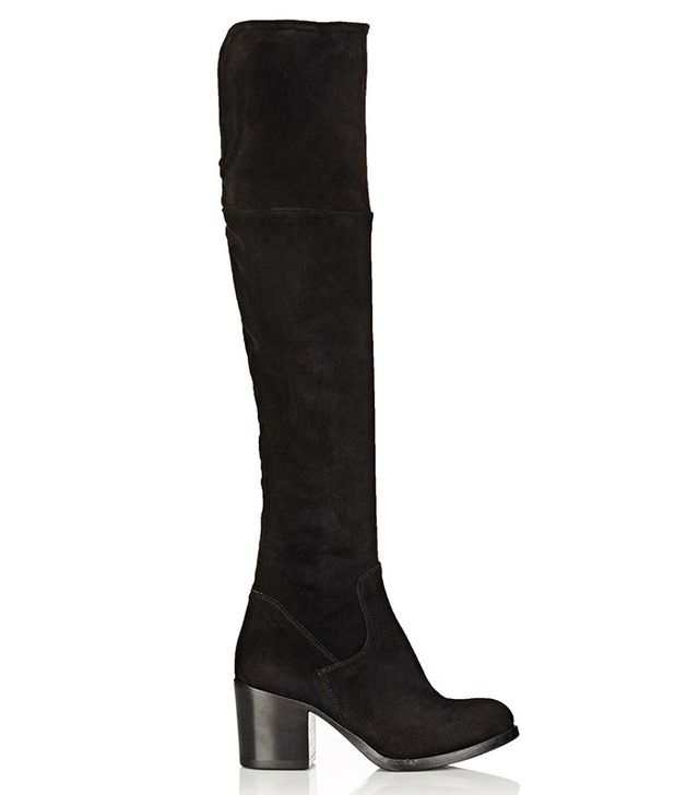 Barneys New York Suede Brandy Over-the-Knee Boots