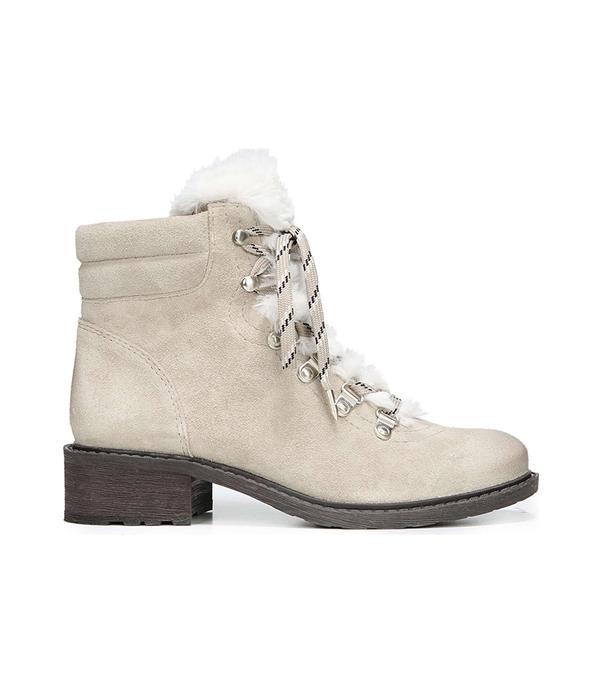 Darrah 2 Faux Fur Trim Boot