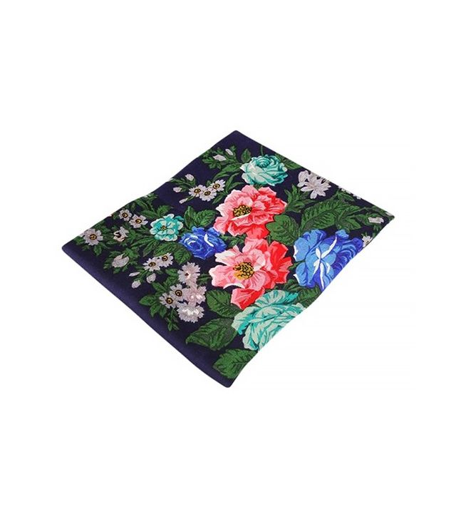 St. Petersburg Global Trade House Waltz of the Flowers Russian Shawl