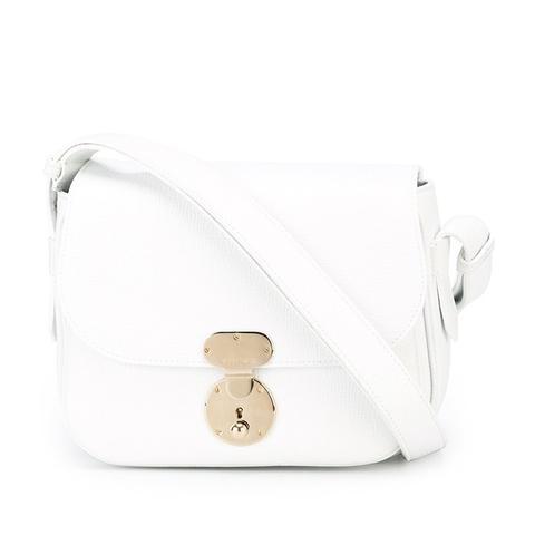 Front Flap Shoulder Bag