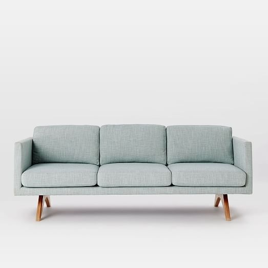 West Elm Brooklyn Upholstered Sofa
