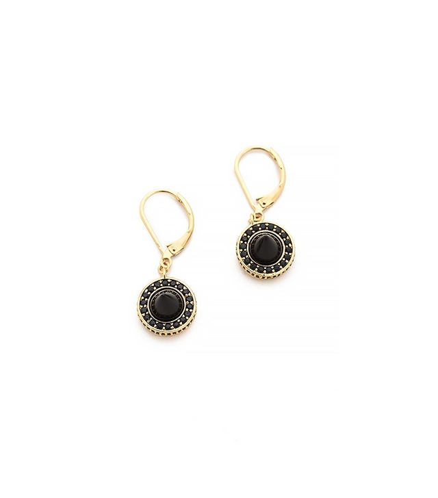 Eddie Borgo Cone Day Drop Earrings