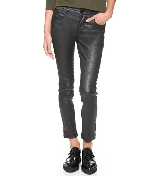 RtA Ryder Leather Pants