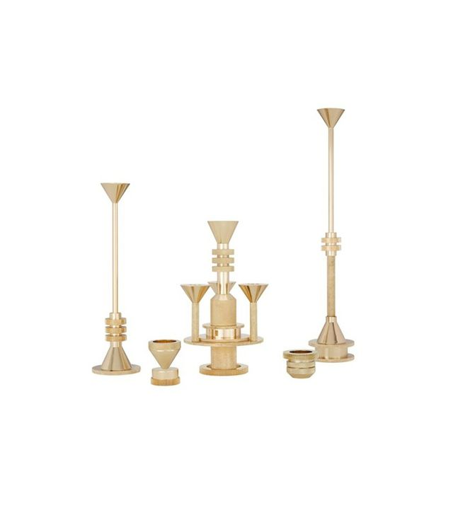 Tom Dixon Cog Candleholder Collection