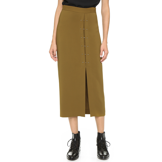 A.L.C. Dean Skirt in Ginger