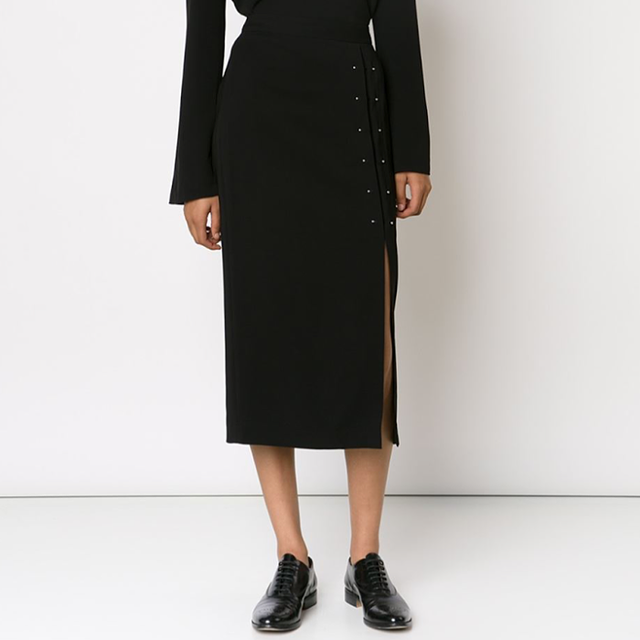 A.L.C. Dean Skirt in Black