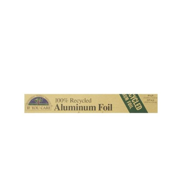 If You Care 100% Recycled Aluminum Foil Roll