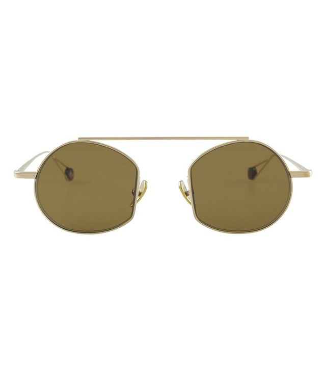 Ahlem Victoire Sunglasses in Champagne