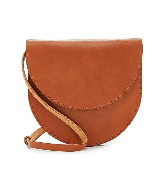 Sara Barner Ruby Saddle Bag