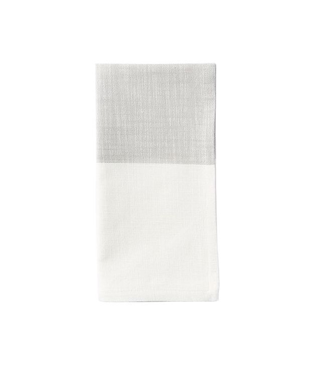 West Elm Center Stripe Woven Napkin Set