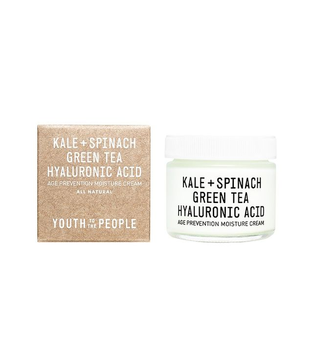 Youth to the People Kale + Spinach Green Tea Hyaluronic Acid Cream