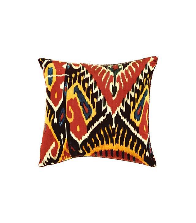Madeline Weinrib Dashwood Ikat Pillow