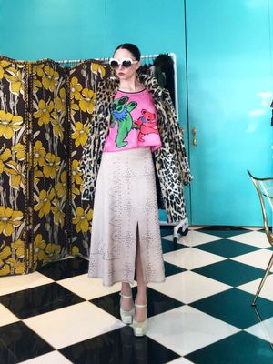 Alice + Olivia Is Creating the '70s Collab of Your Dreams