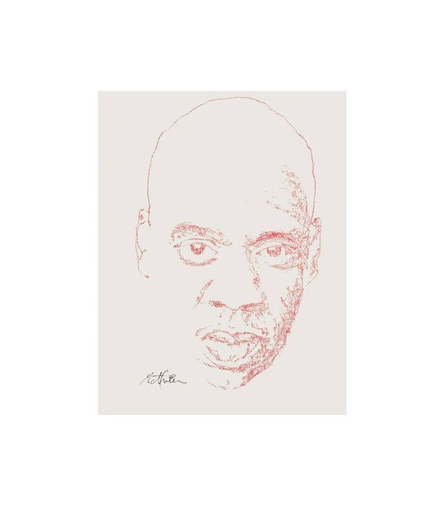 """Pink Jay-Z"" by William Mathieu"