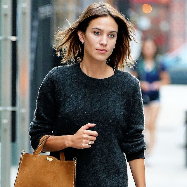 The Surprising Article of Clothing That Alexa Chung Hates
