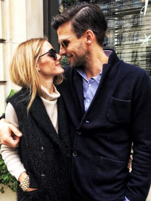 11 Photos of Celeb Fashion Couples So in Love
