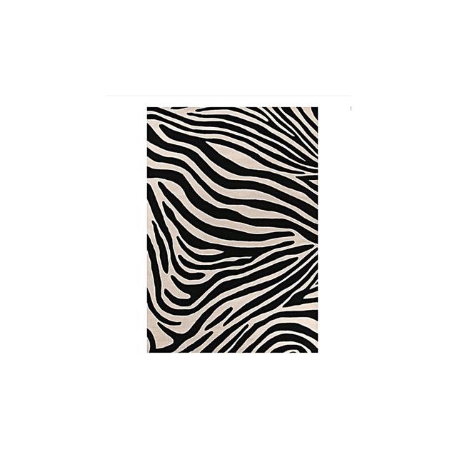 Rug Republic Zebra Modern Rug