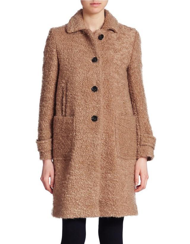 Marella Xavier Single-Breasted Coat