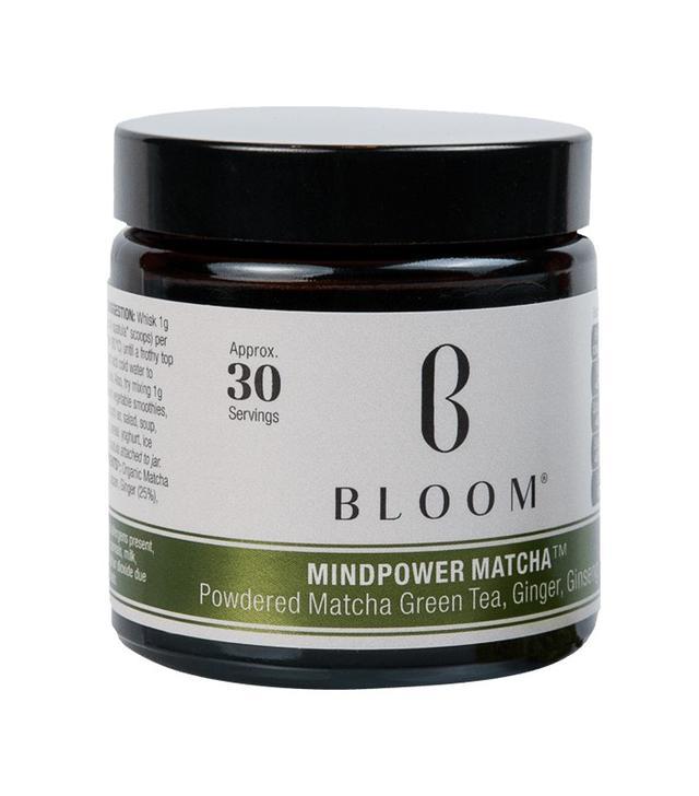 Bloom Mindpower Matcha