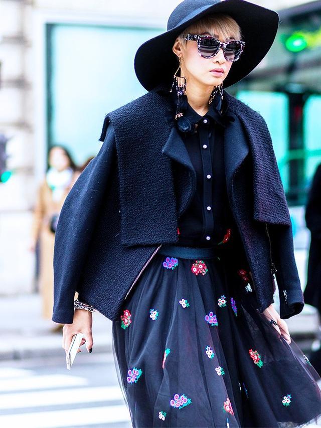 WHO: Esther Quek WHAT:Paris Men's Fashion Week A/W 16.