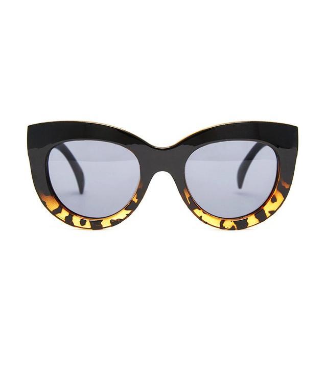 ASOS Cat-Eye Sunglasses in Chunky Frame