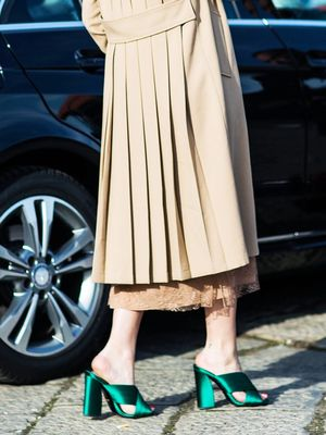 What's In and Out for 2016's Shoe Trends