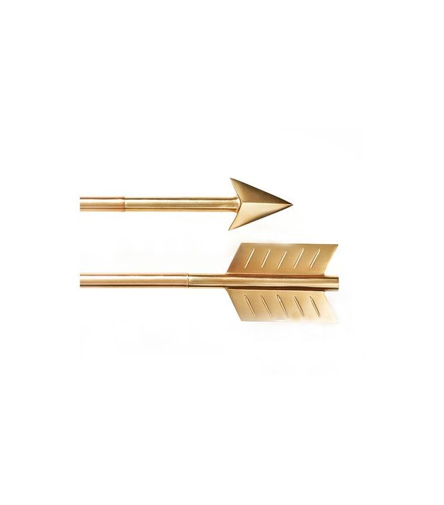 Emily & Meritt for Pottery Barn Kids Arrow Finial & Hardware Set