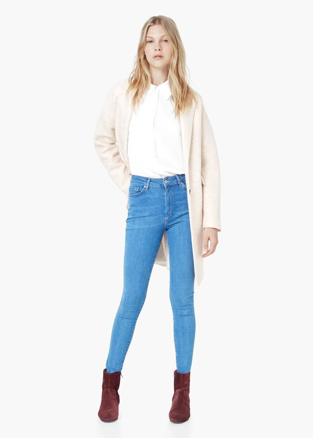 Mango Slim-Fit Andrea Jeans