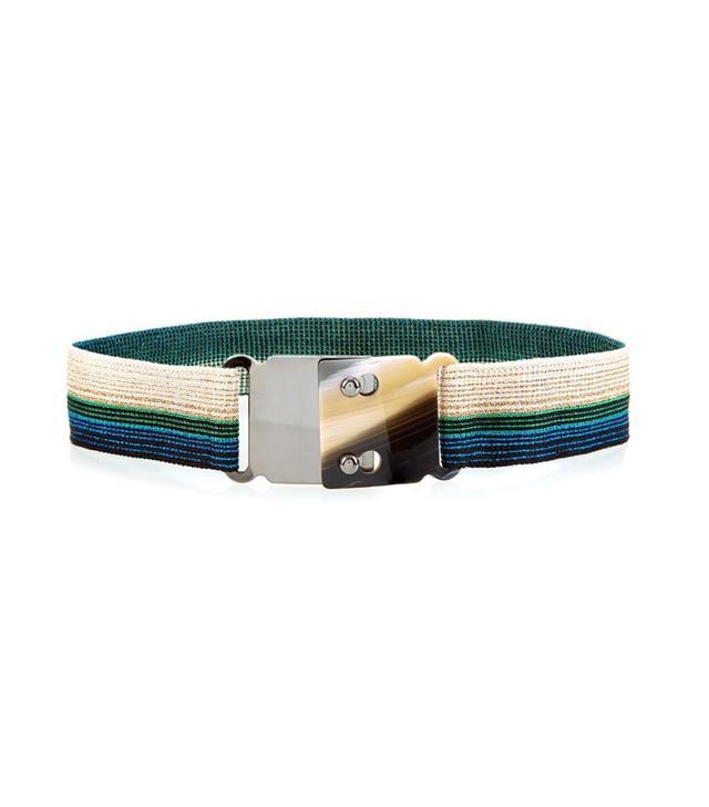 Missoni Striped Elasticated Waist Belt