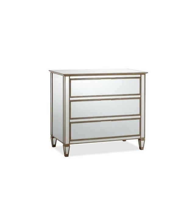 Pottery Barn Park Mirrored Dresser