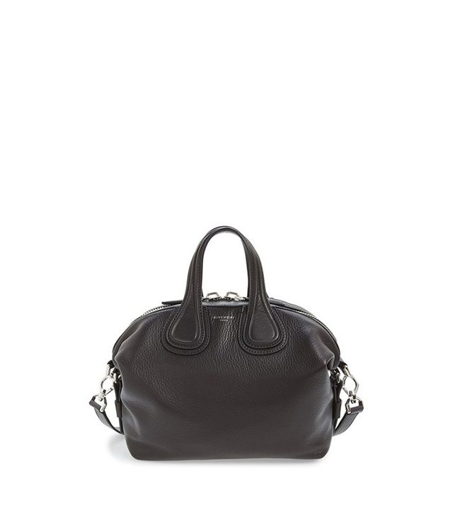 Givenchy Small Nightingale Leather Satchel