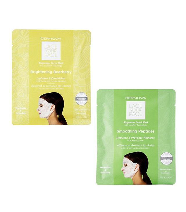 Dermovia Lace Your Face Rejuvenating Collagen Mask