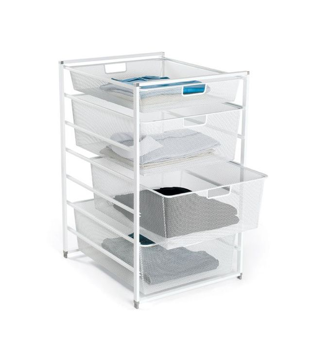The Container Store Elfa Mesh Start-A-Stack