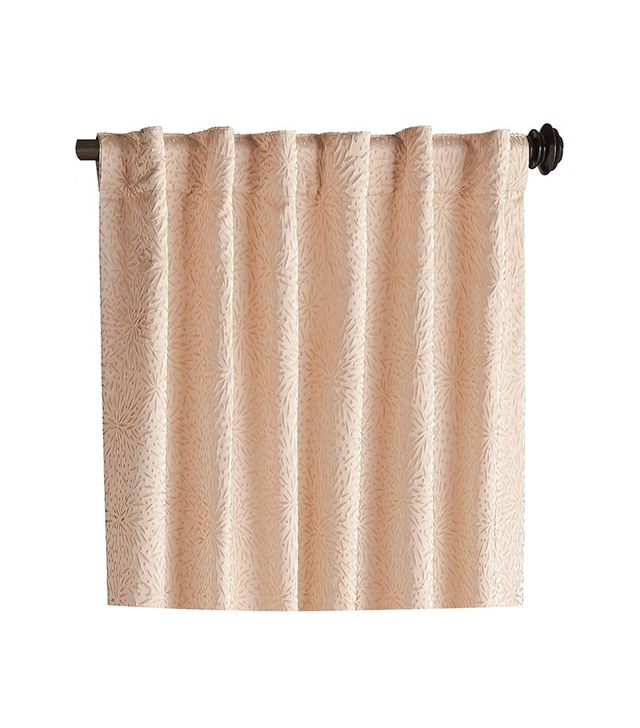 Pier 1 Stella Embossed Curtain