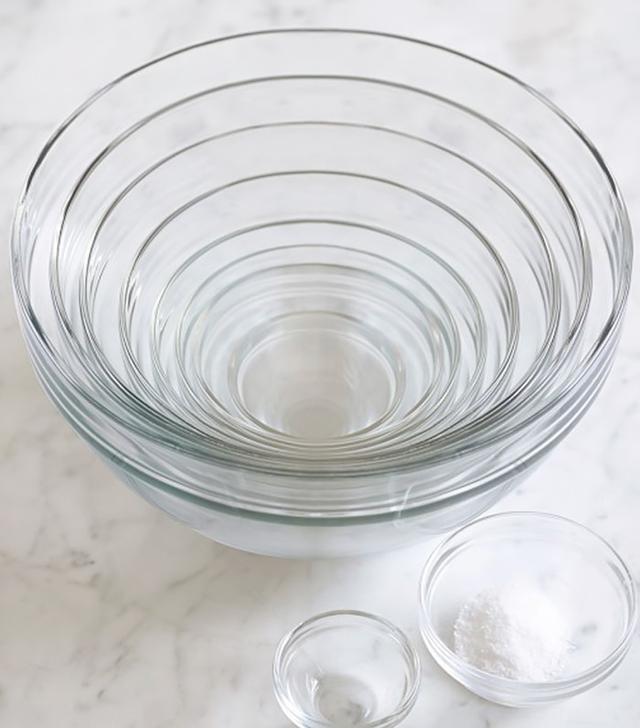 Williams-Sonoma 10-Piece Glass Bowl Set
