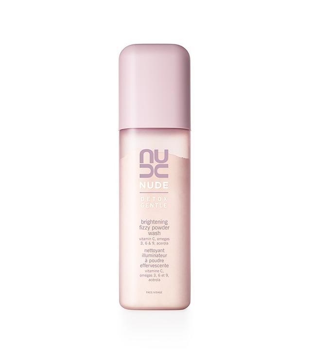 Nude Skincare Gentle Brightening Fizzy Powder Wash